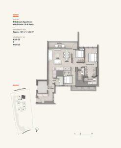 Cuscaden-Reserve-3-bedroom-study